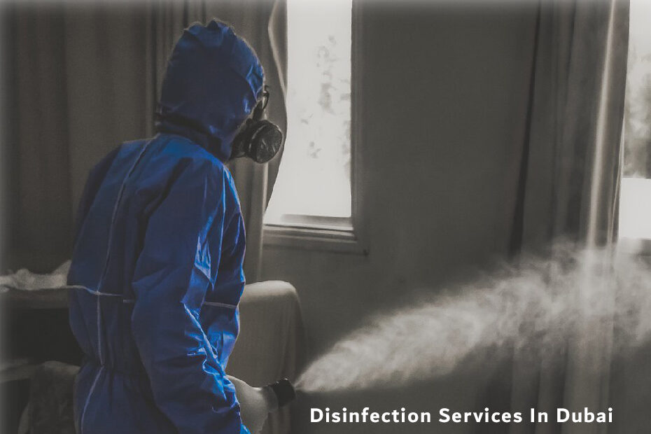 Disinfection Services in Dubai