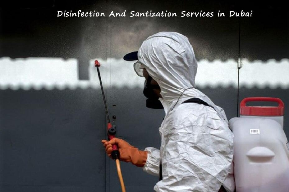 Disinfection & Sanitization Services in Dubai