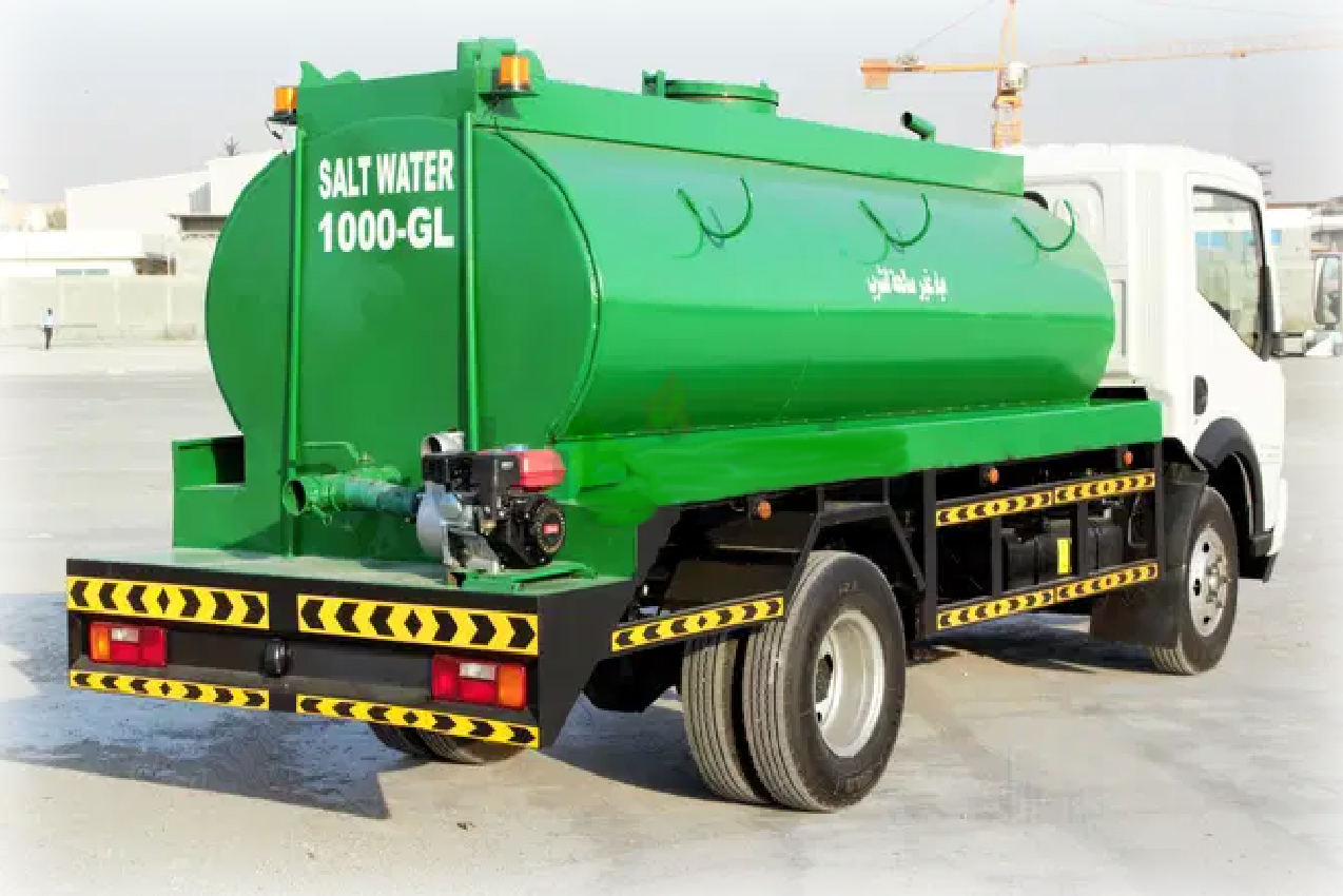 Salt Water Services in Dubai
