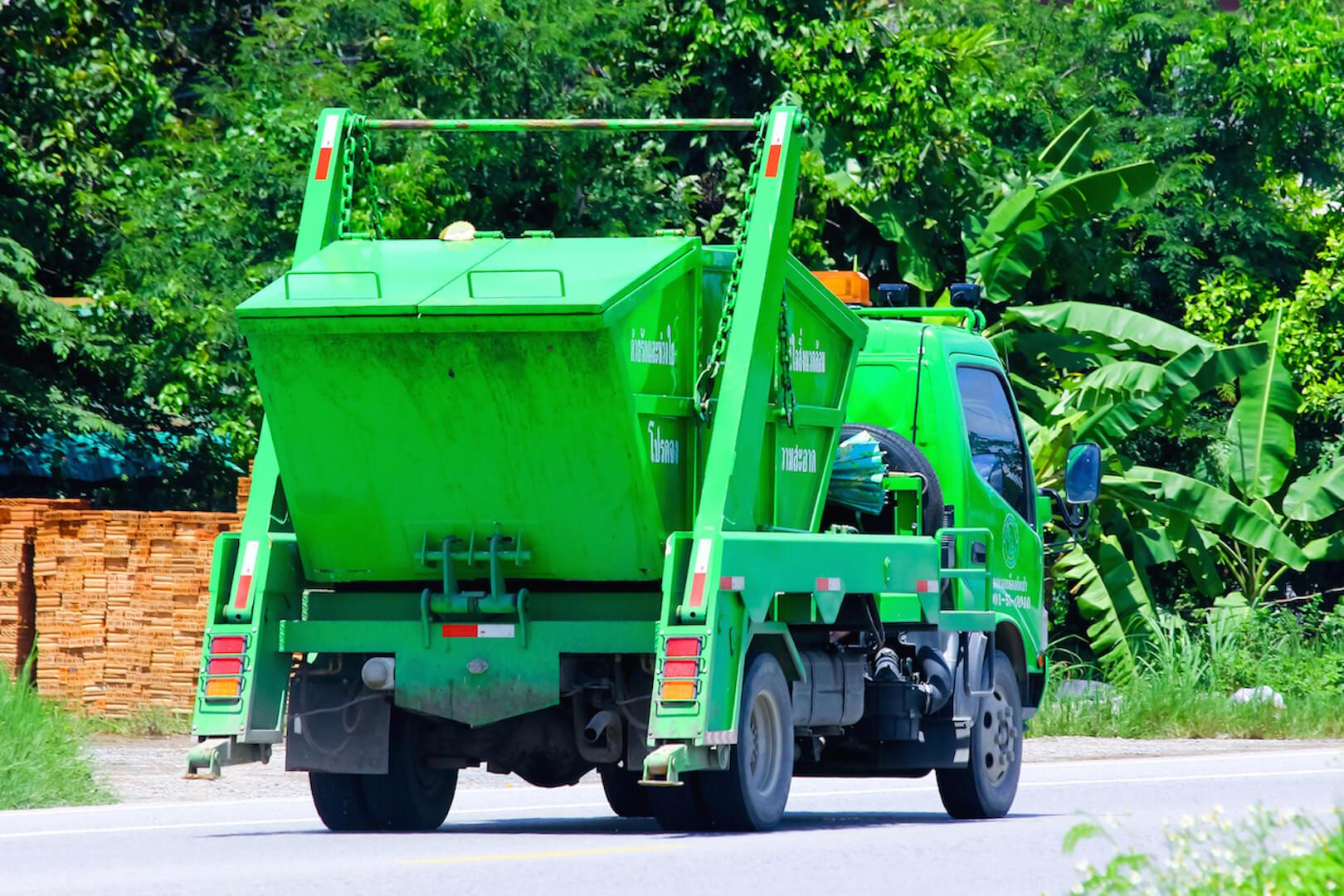 Transportation Waste Management Mechanical Cleaning